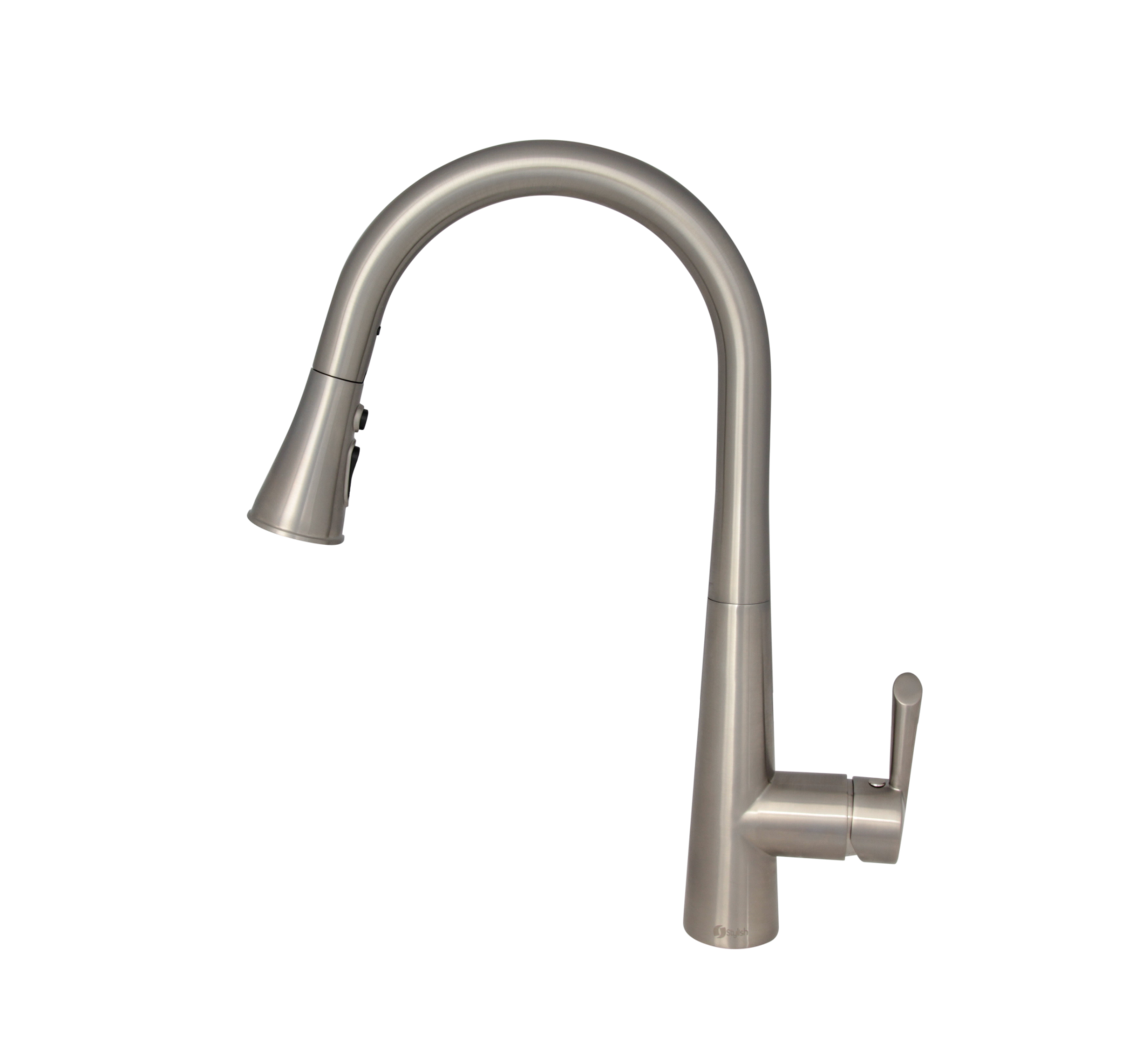 Stylish - Pull Down Kitchen Faucet  K-106B Brushed Nickel