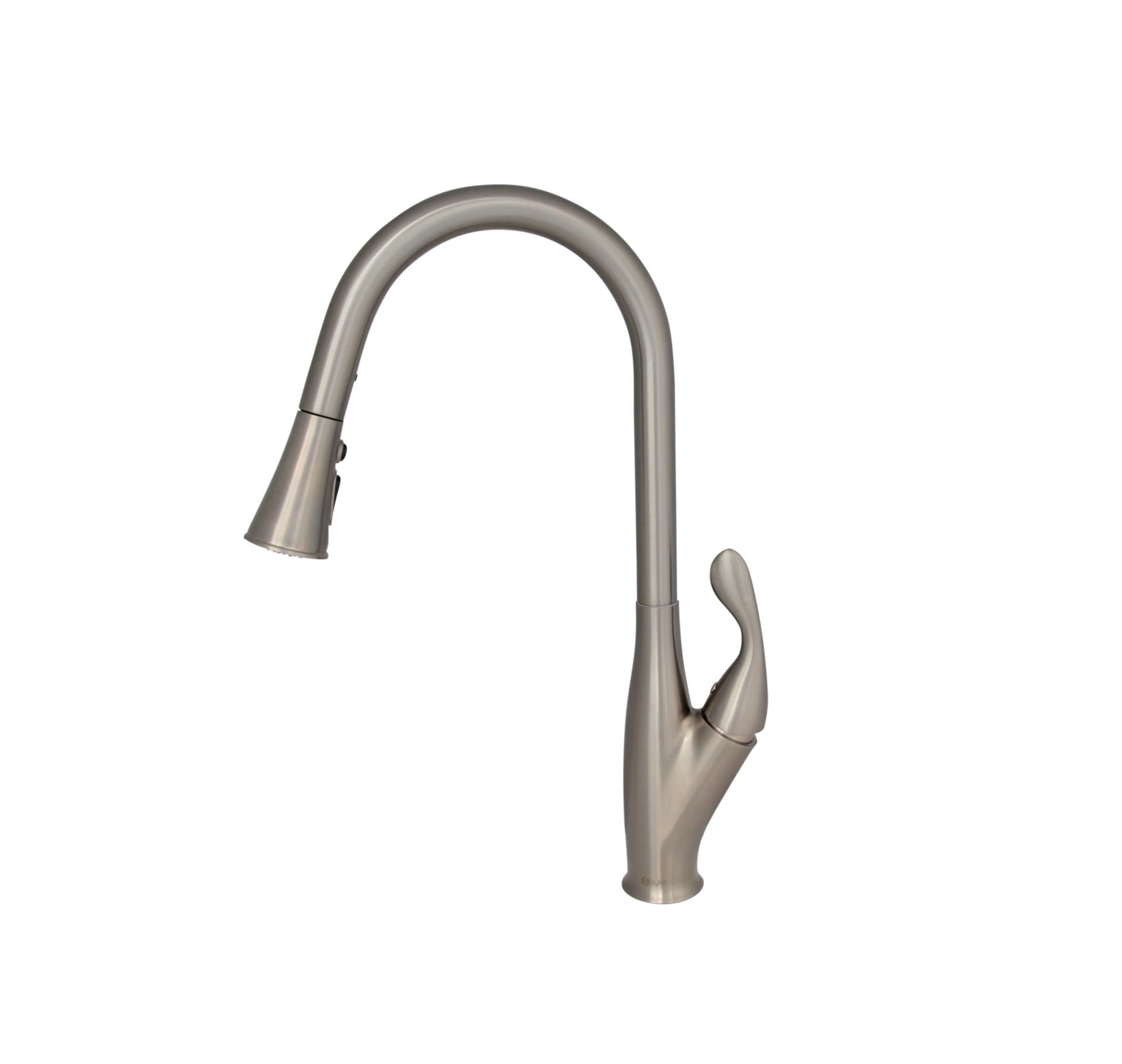 Stylish - Pull Down Kitchen Faucet  K-109B Brushed Nickel