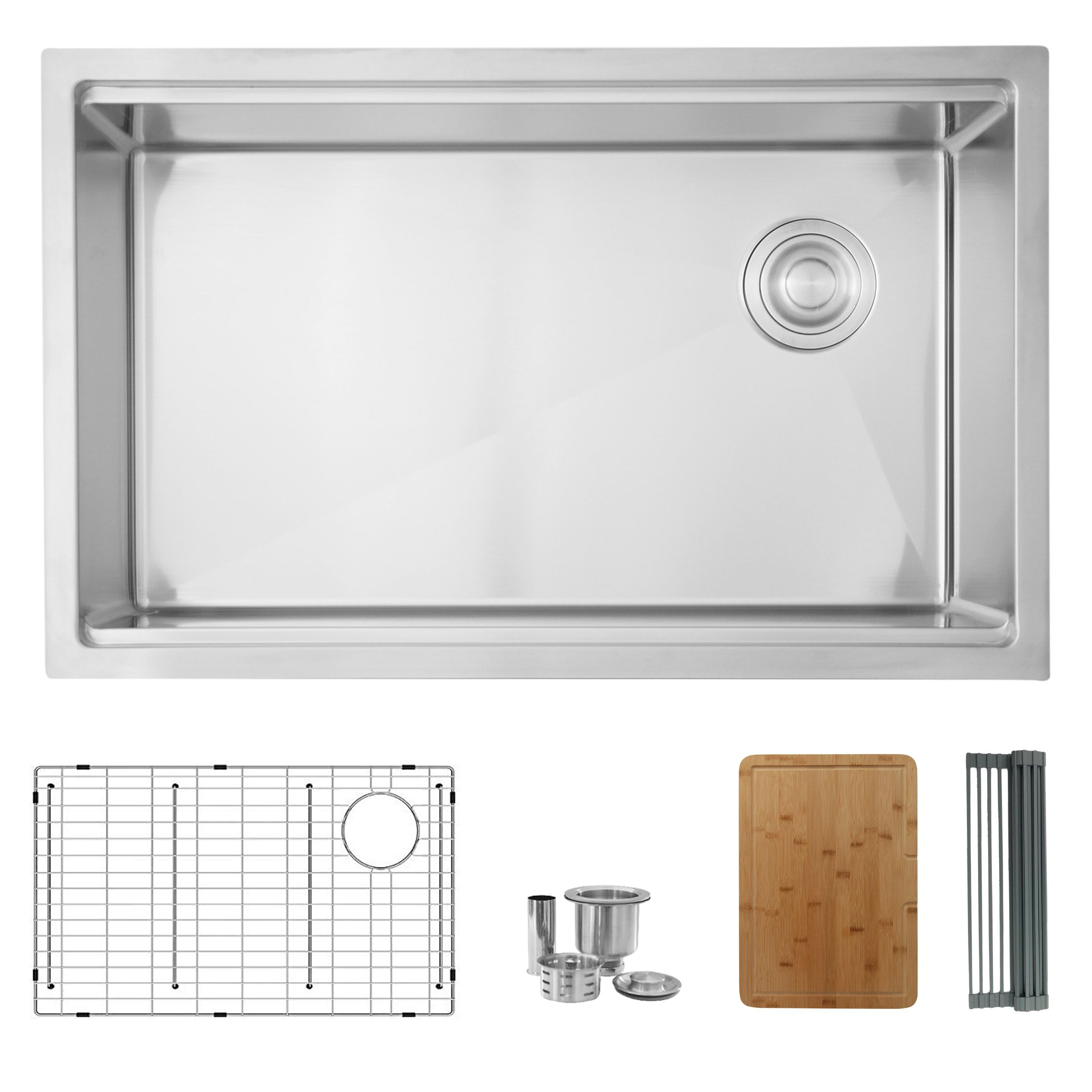 BLUIC - C131L Stainless Steel Sink