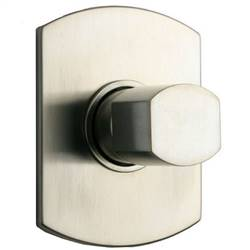 LaToscana - 86PW400 Brushed Nickel Volume Control Valve & Trim