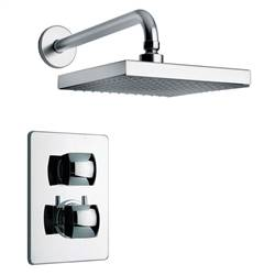 LaToscana - LADY Shower Option 1 Chrome