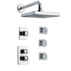 LaToscana - LADY Shower Option 4 Chrome