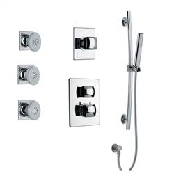 LaToscana - LADY Shower Option 5 Chrome