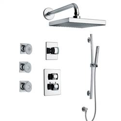 LaToscana - LADY Shower Option 7 Chrome