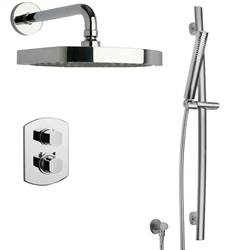 LaToscana - NOVELLO Shower Option 2 Chrome