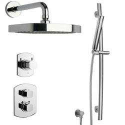 LaToscana - NOVELLO Shower Option 3 Chrome