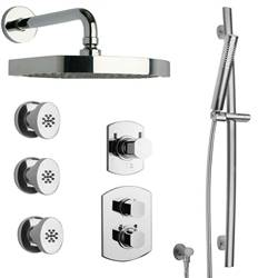 LaToscana - NOVELLO Shower Option 7 Chrome