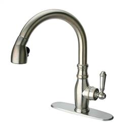 LaToscana - USPW591ANT Brushed Nickel