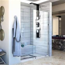 DreamLine Linea SHDR-3230721-01 Screen Shower Door in Chrome