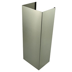 XtremeAir - DL08-W48E10 - Chimney Extension for 10 Ft. ceiling height