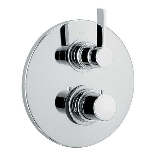 LaToscana - 85CR690 Chrome Thermostatic Valves & Trim