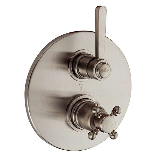 LaToscana - 88PW690 Brushed Nickel Thermostatic Valves & Trim