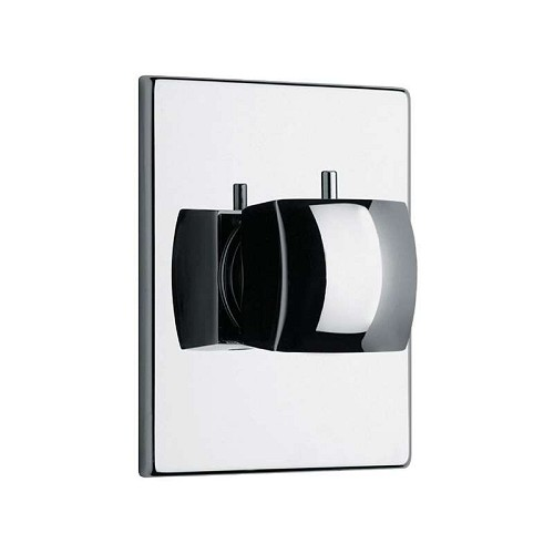 LaToscana - 89CR425 Chrome 3-Way Diverter Valve & Trim